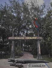 Entrance - Billie Swamp