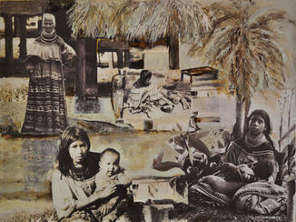 Miccosukee Women