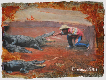 Gator Wrestling