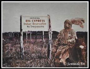 Vintage Reservation With Warrior
