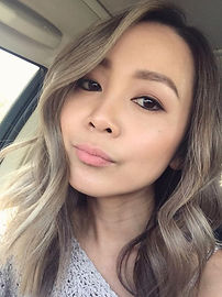 blonde balayage asian hair blonde asian hair ash hair color ash blonde hair haircut fullerton salon