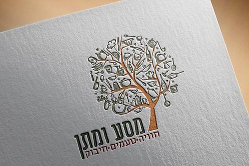חבילת עיצוב לוגו רגילה