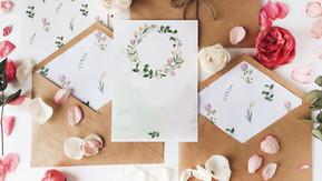 5 טעויות בעיצוב ההזמנה לחתונה