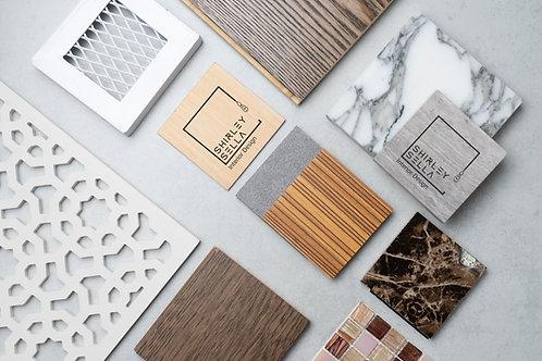 חבילת עיצוב לוגו מורחבת