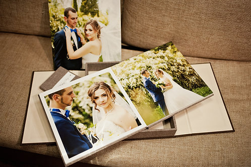 Wedding Albums - Double page price
