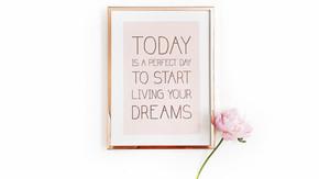 השראה וחלום // על איך חלום הופך לתוכנית? או על איך לפתוח סטודיו עצמאי?