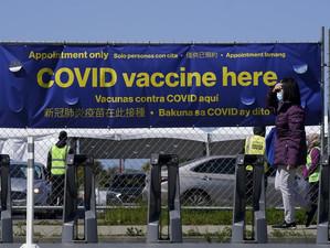 Mobile vaccine clinic on Tuesdays