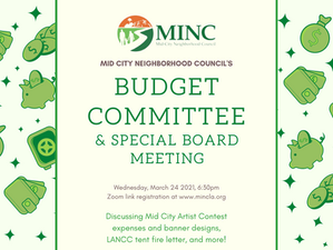 Updates from March 24 special board meeting