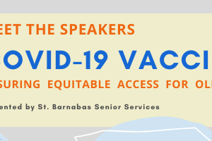 Ensuring Equitable Vaccine Access for Vulnerable Older Adults