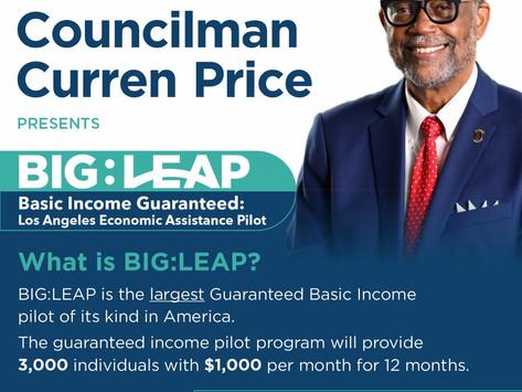 LA Basic Income Guaranteed Webinars