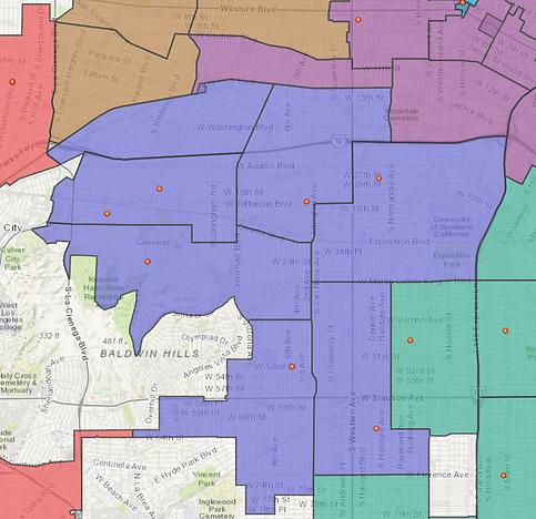 Ballot drop off boxes for neighborhood council elections 2021