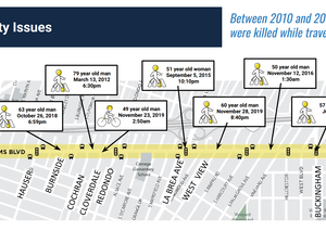 Give your comment on changes to Adams Blvd!