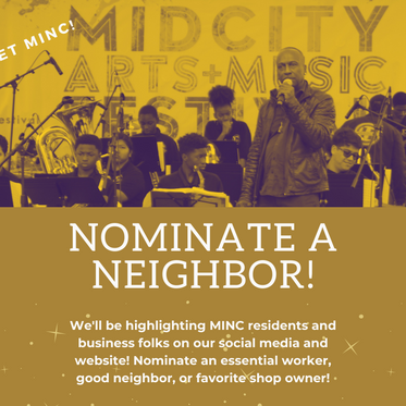 """Nominate people for """"Meet MINC""""!"""