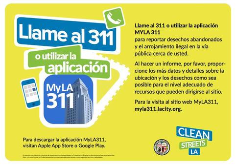 Llame 311