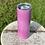 Thumbnail: Pink UV Sublimation 20oz Straight