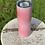 Thumbnail: Peach UV Sublimation 20oz Straight