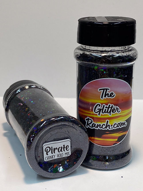Pirate Chunky Holographic Mix