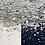 Thumbnail: Sterling Silver Chunky Metallic