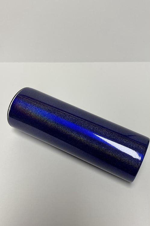 Blue Glitter Sublimation 20oz