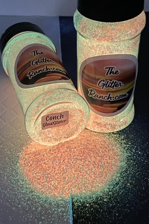 Conch Glow Glitter