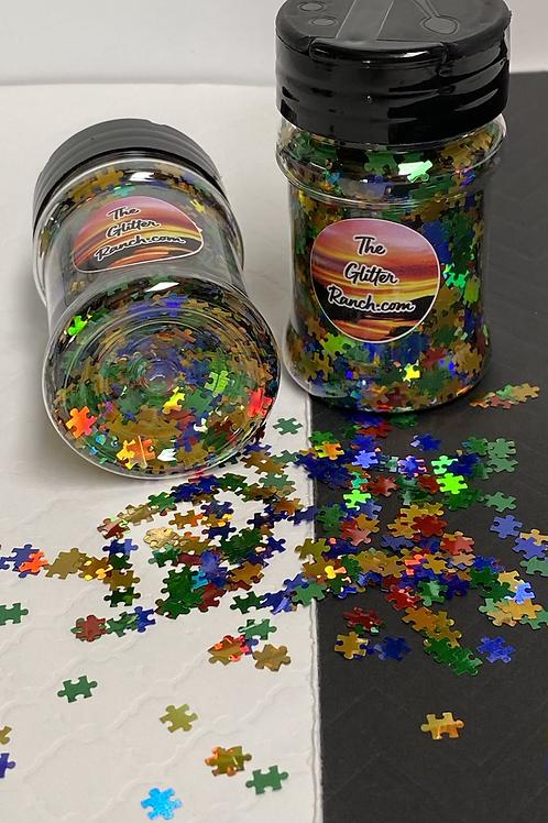 Puzzle Piece Shapes