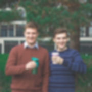 Nick and Dan Coffie time!!.jpg