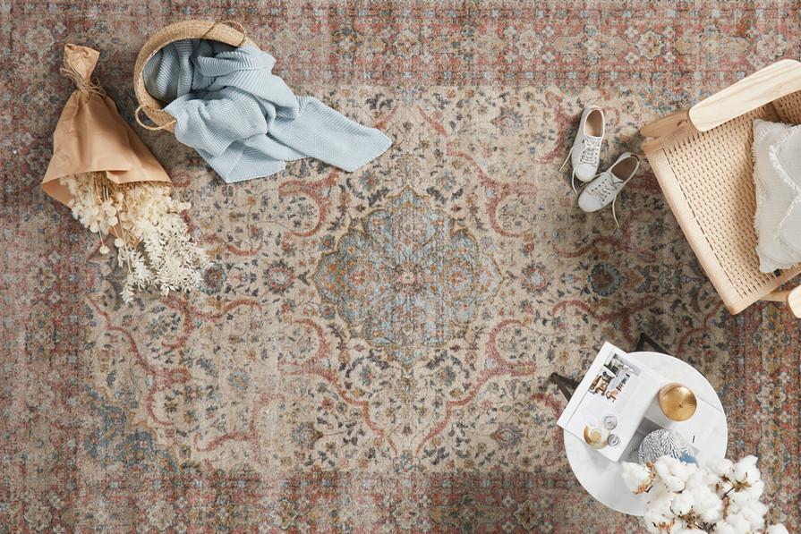 Rug/ Home Decor Photography