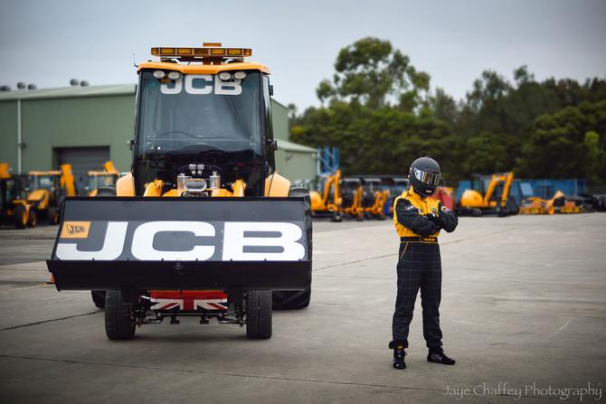 The JCB GT
