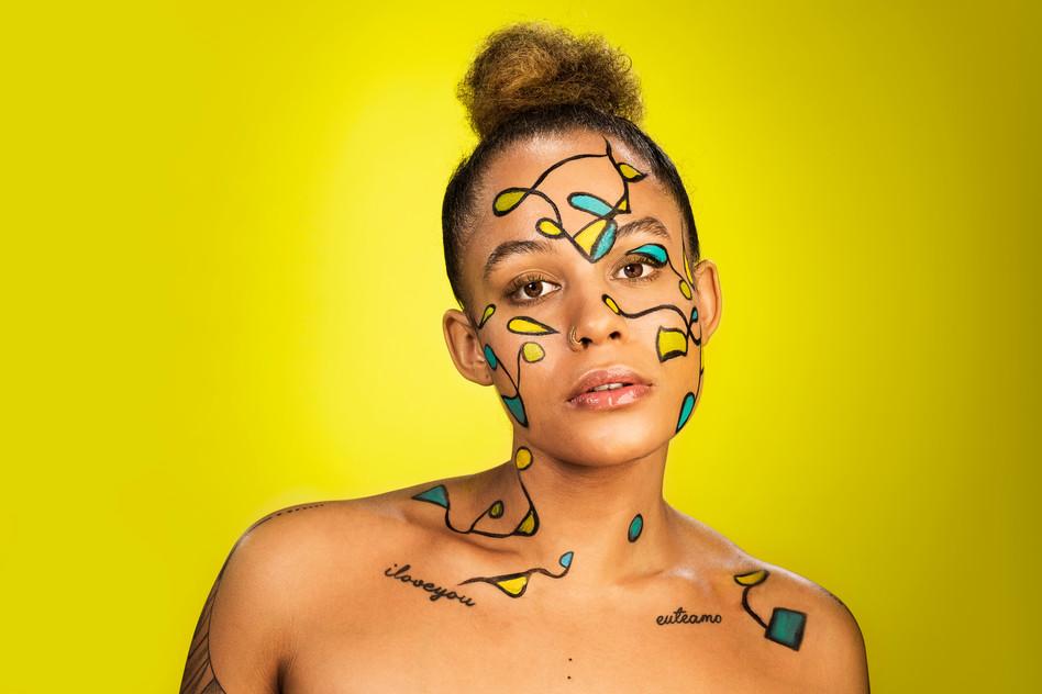 Experimental Make-up Photography Sydney, Australia