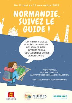 Normandie, Suivez le guide ! - Affiche A4.png