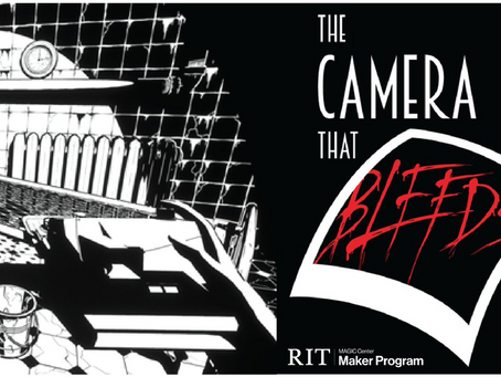 The Camera That Bleeds - Sound Designer