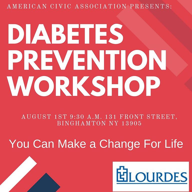 Diabetes Prevention Workshop