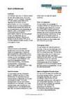 Werkstuk- en spreekbeurtenmap