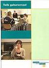 Folder Tolk Gebarentaal