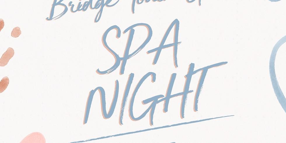 B/Y Girls Spa Night