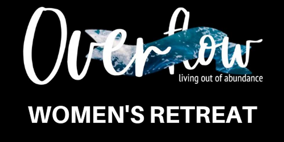 OVERFLOW - WOMEN'S RETREAT