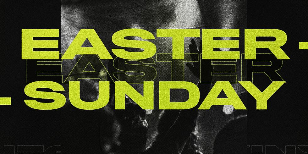 EASTER SUNDAY - 9:30 & 11:15 am