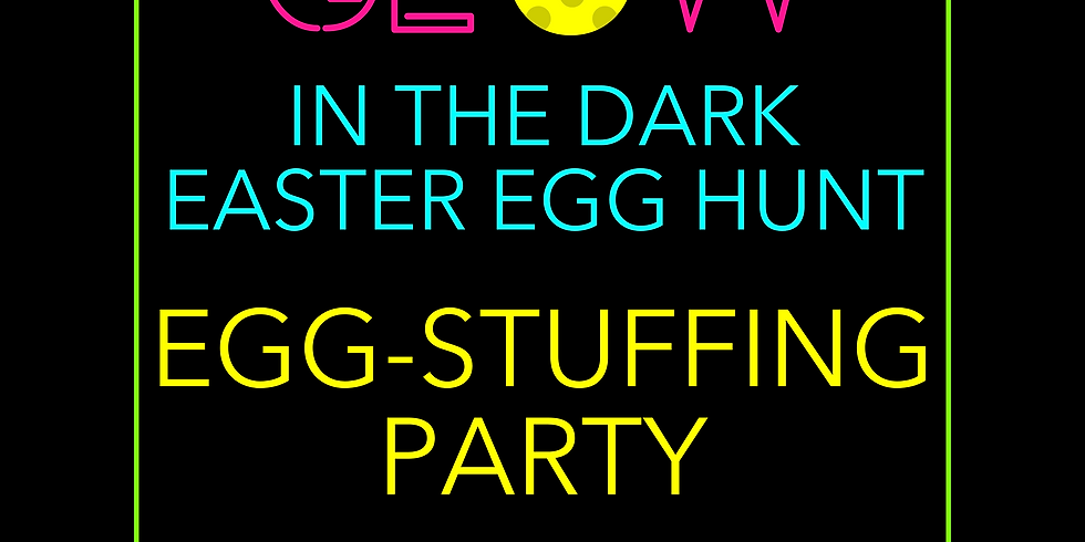 Easter Egg Stuffing Party