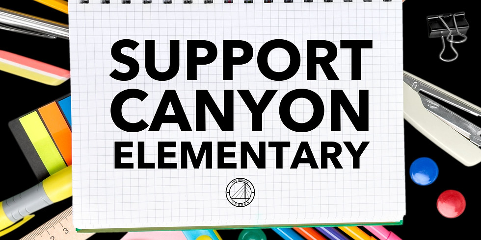 Support Canyon Elementry