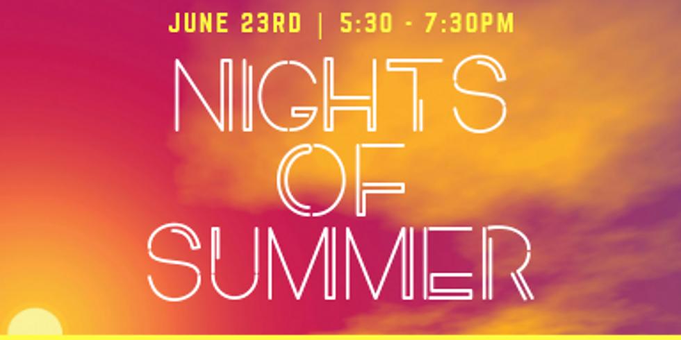 NIGHTS OF SUMMER