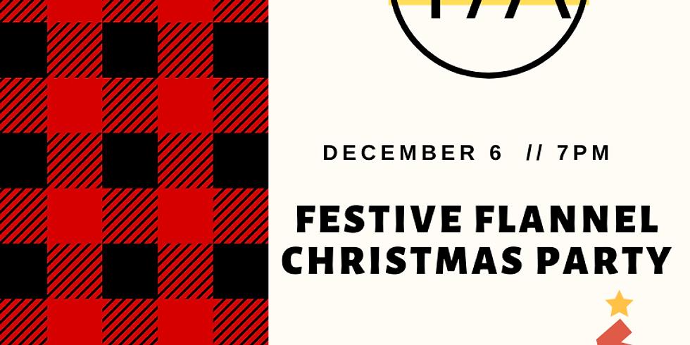 Y/A FESTIVE FLANNEL CHRISTMAS
