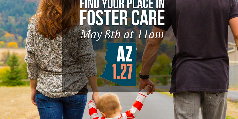 Finding Your Place in Foster Care