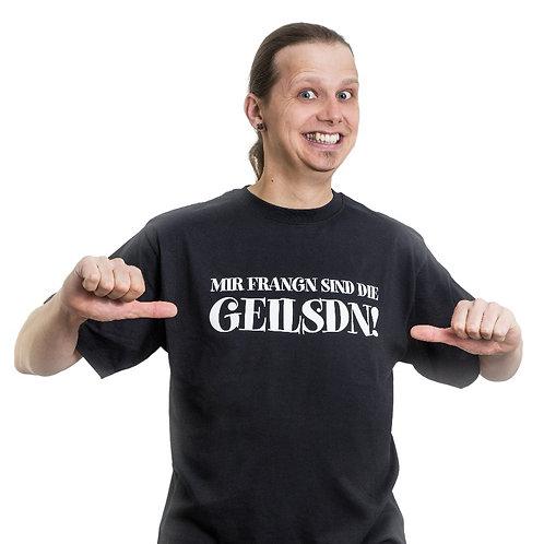 """Shirt """"DIE GEILSDN"""" Herren"""