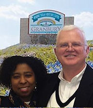 Betsy and Glenn Kruger, owners of Granbury Gardens B&B-sm.jpg