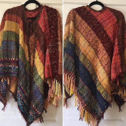 Mary Scott   Handwoven Wrap