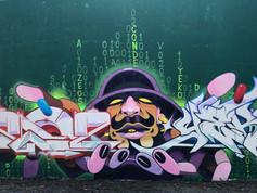 Graffitiwalls compilation part 2