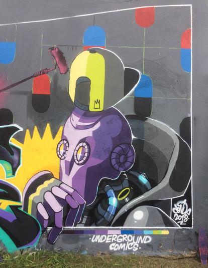 Graffiti for event Xerrana