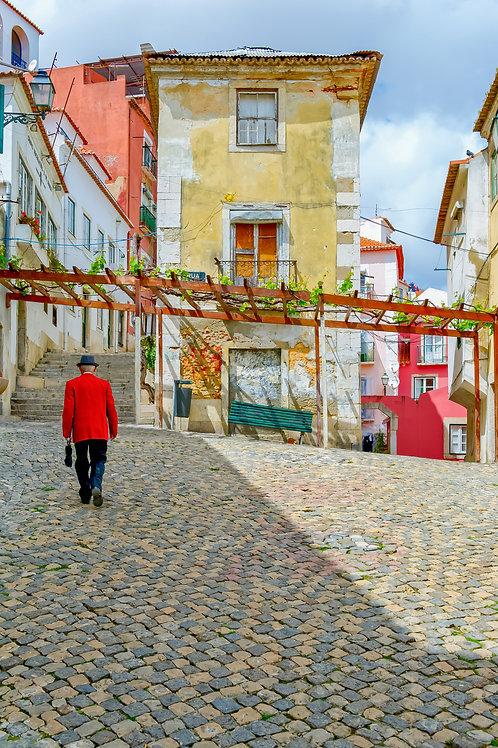 Red Coat (Lisbon, Portugal)
