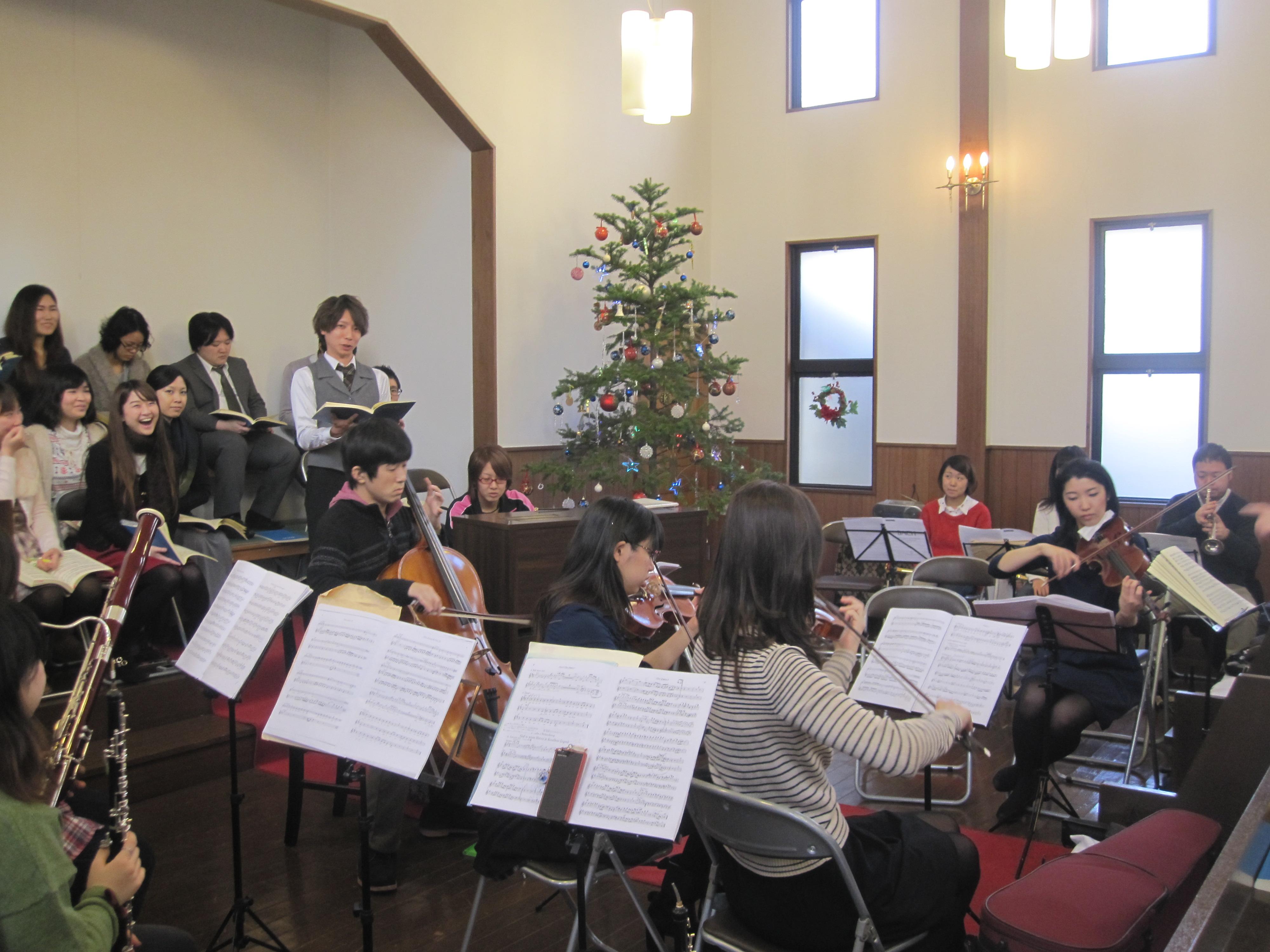 2013年 クリスマスコンサート