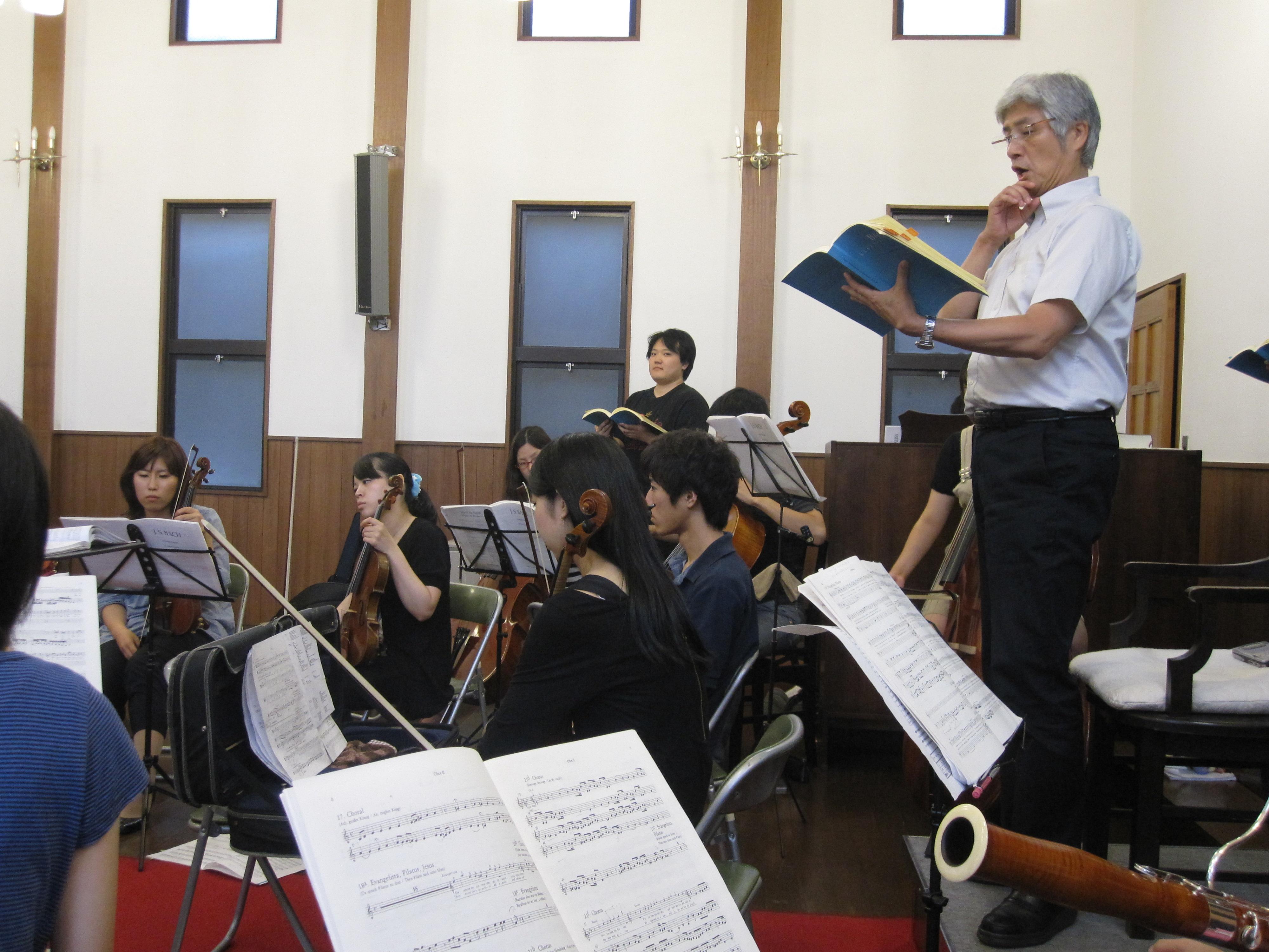 2012年 ヨハネ受難曲